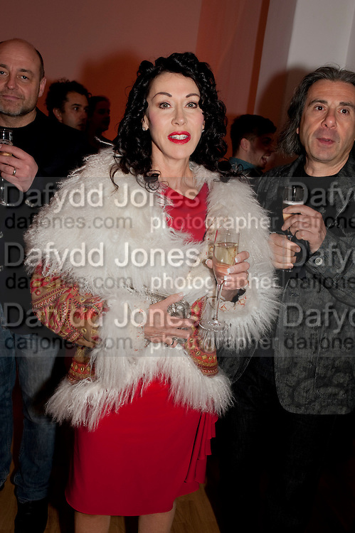 ELIZABETH DAVID, TODÕS Art Plus Drama Party 2011. Whitechapel GalleryÕs annual fundraising party in partnership. Whitechapel Gallery. London. 24 March 2011.  with TODÕS and supported by HarperÕs Bazaar-DO NOT ARCHIVE-© Copyright Photograph by Dafydd Jones. 248 Clapham Rd. London SW9 0PZ. Tel 0207 820 0771. www.dafjones.com.<br /> ELIZABETH DAVID, TOD'S Art Plus Drama Party 2011. Whitechapel Gallery's annual fundraising party in partnership. Whitechapel Gallery. London. 24 March 2011.  with TOD'S and supported by Harper's Bazaar-DO NOT ARCHIVE-© Copyright Photograph by Dafydd Jones. 248 Clapham Rd. London SW9 0PZ. Tel 0207 820 0771. www.dafjones.com.