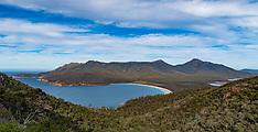 Wineglass Bay - Hazards Beach, Freycinet Tasmania