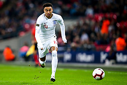 Jesse Lingard of England - Mandatory by-line: Robbie Stephenson/JMP - 15/11/2018 - FOOTBALL - Wembley Stadium - London, England - England v United States of America - International Friendly