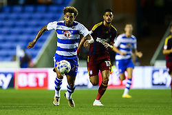 Daniel Williams of Reading in action - Mandatory by-line: Jason Brown/JMP - 09/09/2016 - FOOTBALL - Madejski Stadium - Reading, England - Reading v Ipswich Town - Sky Bet Championship