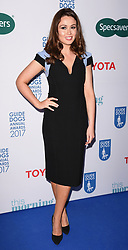 London, UK Alicia Lowes at The Guide Dogs Annual Awards held at The Hurlingham Club, Ranelagh Gardens, London on Wednesday 17 May 2017 <br /> Ref: LMK392 -46019-251113<br /> Vivienne Vincent/Landmark Media. <br /> WWW.LMKMEDIA.COM.