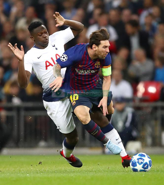 صور مباراة : توتنهام - برشلونة 2-4 ( 03-10-2018 )  38927147