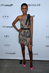 September 5, 2019, New York, NY, USA: September 5, 2019  New York City..Flaviana Matata attending The Daily Front Row Fashion Media Awards arrivals on September 5, 2019 in New York City. (Credit Image: © Kristin Callahan/Ace Pictures via ZUMA Press)