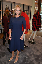 CELIA DUNSTONEat a lunch hosted by Alice Naylor-Leyland and Tamara Beckwith in celebration of the Coach 2015 collection held at Coach, New Bond Street, London on 18th September 2014.