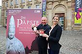 Vorstellung Papst Ausstellung