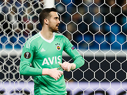 February 21, 2019 - Saint Petersburg, Russia - Harun Tekin of Fenerbahce SK looks on during the UEFA Europa League Round of 32 second leg match between FC Zenit Saint Petersburg and Fenerbahce SK on February 21, 2019 at Saint Petersburg Stadium in Saint Petersburg, Russia. (Credit Image: © Mike Kireev/NurPhoto via ZUMA Press)