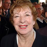 NLD/Amsterdam/20061001 - Uitreiking Blijvend Applaus prijs 2006, Hetty Blok
