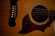 Belo Horizonte_MG, Brasil...Detalhe do violao...A guitar...Foto: LEO DRUMOND / NITRO