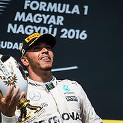 Formula 1 - Hungarian GP 2016