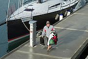 ANZ Sail Fiji Race start. 7/5/2014