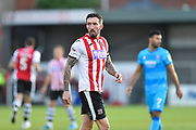 Ryan Bowman (12) of Exeter City during the EFL Sky Bet League 2 match between Exeter City and Cheltenham Town at St James' Park, Exeter, England on 16 November 2019.