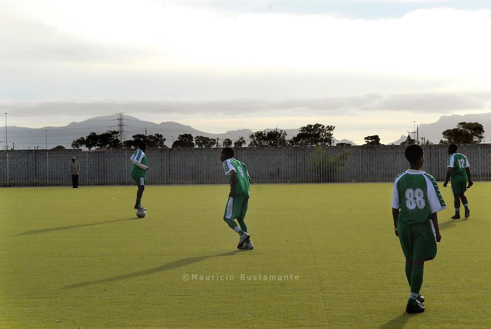 Player at Khayelitsha Towschip.
