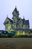 The Carson Mansion, Eureka, California