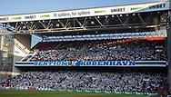 FC København fans før kampen i 3F Superligaen mellem FC København og FC Midtjylland den 22. september 2019 i Telia Parken (Foto: Claus Birch).