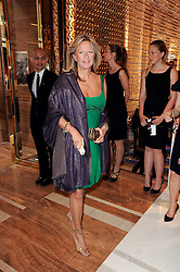 PRINCESS CHANTAL OF HANOVER at a party to celebrate the opening of the Louis Vuitton Bond Street Maison, New Bond Street, London on 25th May 2010.