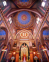Plum St Temple / Isaac M Wise Temple Interior