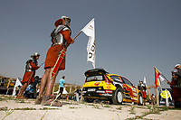 MOTORSPORT - WRC 2010 - JORDAN RALLY - 31/03 TO 03/04/2010 - DEAD SEA (JOR) - PHOTO : FRANCOIS BAUDIN / DPPI - <br /> PETTER SOLBERG (NOR) - PETTER SOLBERG WRT - CITROEN C4 WRC - AMBIANCE PORTRAIT