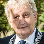 NLD/Amsterdam/20160909 - Aftrap 3de Stoptober, burgemeester Eberhard van der Laan