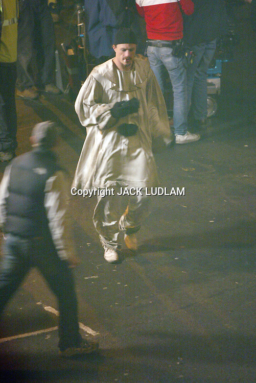 HEATH LEDGER LAST   PHOTOS taken  on set just before died<br /> The Imaginarium of Doctor Parnassus High Quality Prints please enquire via contact Page. Rights Managed Downloads available for Press and Media