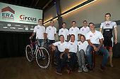2016.09.09 - Antwerpen - Era-Circus team presentation