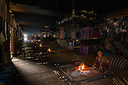 Nyshi Long House<br /> Nyshi Tribe<br /> Arunachal Pradesh<br /> North East India