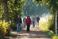 Walking, wandelen