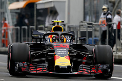 October 27, 2018 - Mexico-City, Mexico - Motorsports: FIA Formula One World Championship 2018, Grand Prix of Mexico, .#33 Max Verstappen (NLD, Aston Martin Red Bull Racing) (Credit Image: © Hoch Zwei via ZUMA Wire)