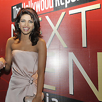 HONG KONG - MARCH 24:  Indian actress and former Miss World Priyanka Chopra attends The Hollywood Reporter Next Gen Asia Launch Cocktail Reception event at the W Hotel Kowloon on March 24, 2009 in Hong Kong. The initiative has recognised over 500 individuals under 35 over the last 15 years, and is run in conjunction with the Hong Kong International Film Festival.  Photo by Victor Fraile / studioEAST