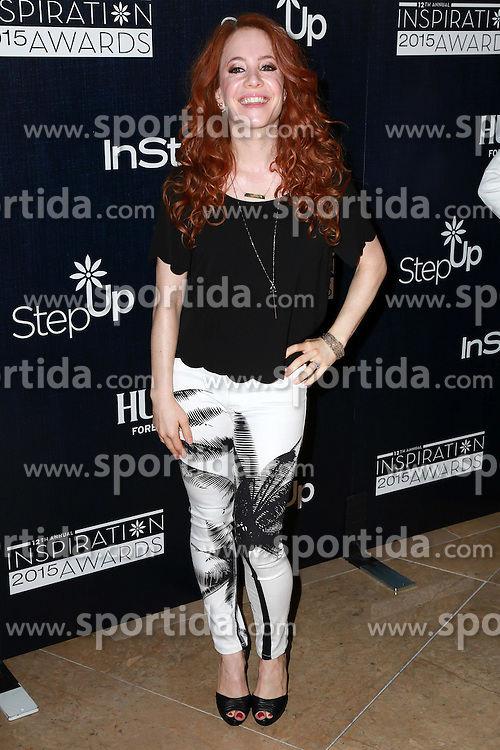 Amy Davidson at the Step Up Women's Network 12th Annual Inspiration Awards, Beverly Hilton Hotel, Beverly Hills, CA 06-05-15. EXPA Pictures &copy; 2015, PhotoCredit: EXPA/ Photoshot/ Martin Sloan<br /> <br /> *****ATTENTION - for AUT, SLO, CRO, SRB, BIH, MAZ only*****