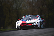 May 4-6 2018: IMSA Weathertech Mid Ohio. 25 BMW Team RLL, BMW M8 GTLM, Alexander Sims, Connor De Phillippi,