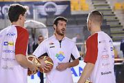 DESCRIZIONE : Roma Lega A 2014-15 Acea Roma Grissin Bon Reggio Emilia<br /> GIOCATORE : Lorenzo D'Ercole<br /> CATEGORIA : pregame, riscaldamento<br /> SQUADRA : Acea Roma<br /> EVENTO : Campionato Lega A 2014-2015<br /> GARA : Acea Roma Grissin Bon Reggio Emilia<br /> DATA : 16/03/2015<br /> SPORT : Pallacanestro <br /> AUTORE : Agenzia Ciamillo-Castoria/G.Masi<br /> Galleria : Lega Basket A 2014-2015<br /> Fotonotizia : Roma Lega A 2014-15 Acea Roma Grissin Bon Reggio Emilia