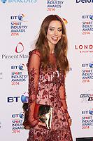 Una Foden, BT Sport Industry Awards 2014, Battersea Evolution, London UK, 08 May 2014, Photo by Brett D. Cove