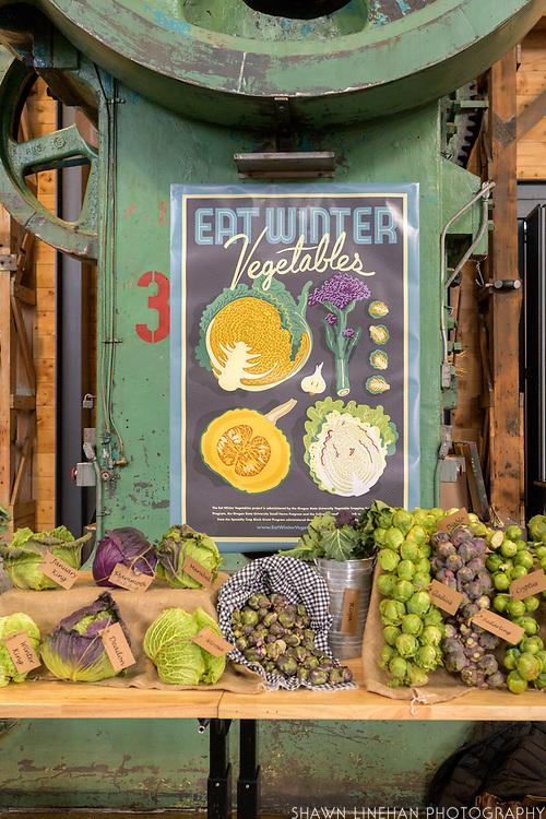 EAT WINTER VEGETABLES<br /> managed by Lane Selman, Heidi Noordijk, Alex Stone and Nick Andrews, Oregon State University