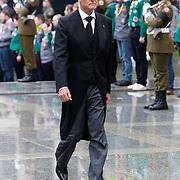 LUX/Luxemburg/20190504 -  Funeral<br /> of HRH Grand Duke Jean, Uitvaart Groothertog Jean, vorige president van Portugal, Anibal Cavaco Silva