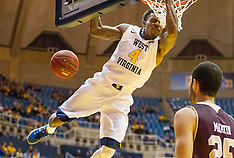 12/13/15 Men's BB West Virginia vs. UL Monroe