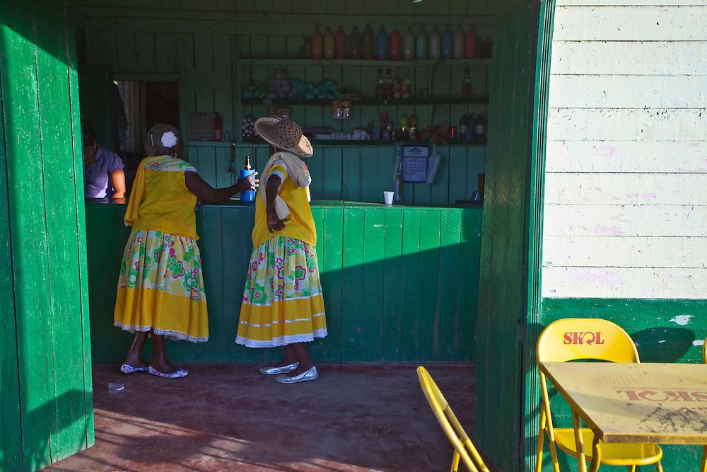 Macapa_AP, Brasil...Comunidade remascente de quilombolas do Curiau, em Macapa, Amapa. ..The Quilombola remaining of Curiau, in Macapa, Amapa. ..Foto: JOAO MARCOS ROSA / NITRO