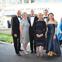 Bill and Marsha Rusnack, Jim and Cathy Berges, General Director Timothy and Kara O'Leary