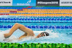 van de VOORT Olivier NED at 2015 IPC Swimming World Championships -  Men's 400m Freestyle S10