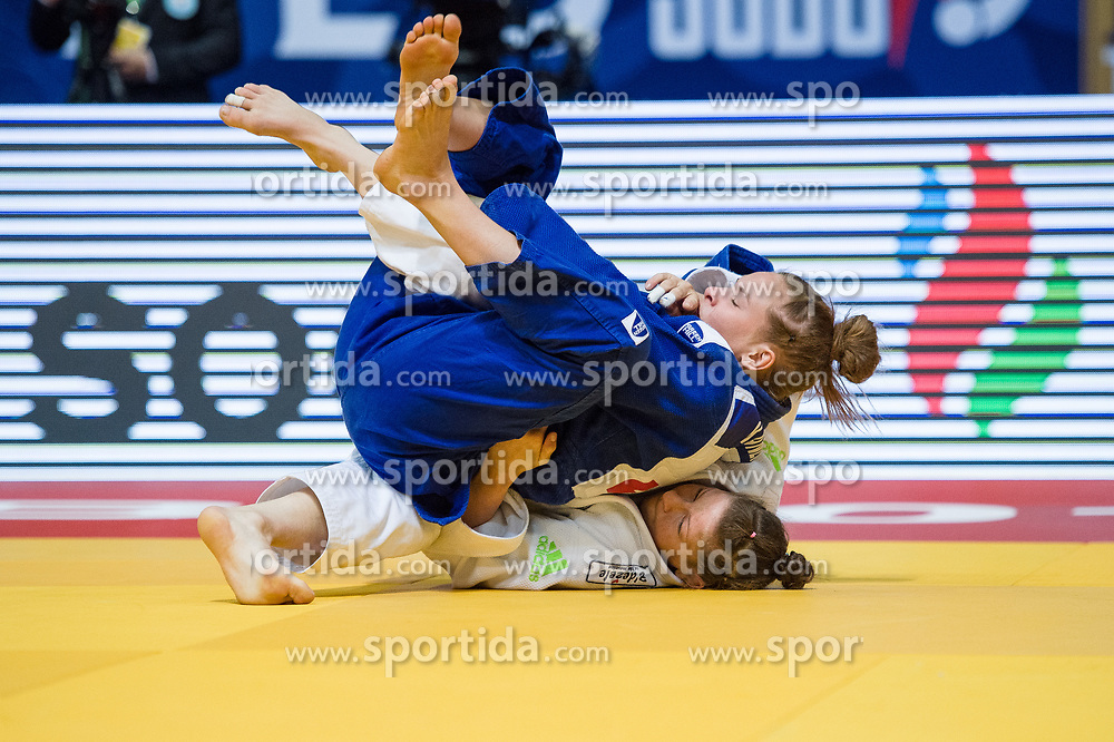 TRSTENJAK Tina of Slovenia  competes in the elimination round on July 27, 2019 at the IJF World Tour, Zagreb Grand Prix 2019, in Dom Sportova, Zagreb, Croatia. Photo by SPS / Sportida