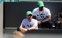 May 5, 2019 - Madrid, MADRID, SPAIN - Juan Todero at the 2019 Mutua Madrid Open WTA Premier Mandatory tennis tournament (Credit Image: © AFP7 via ZUMA Wire)
