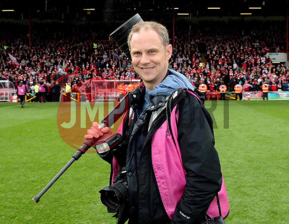 - Photo mandatory by-line: Joe Meredith/JMP - Mobile: 07966 386802 - 03/05/2015 - SPORT - Football - Bristol - Ashton Gate - Bristol City v Walsall - Sky Bet League One