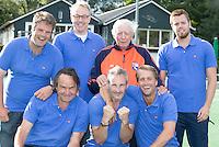 BLOEMENDAAL - HC Bloemendaal , seizoen 2012-2013. COPYRIGHT KOEN SUYK