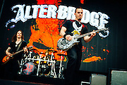 Mark Tremonti/Alter Bridge performing live at the Rock A Field Festival in Roeser, Luxembourg on June 27, 2014