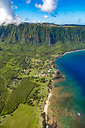 Kalaupapa, North Shore, Molokai, Hawaii