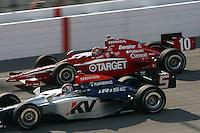 Dan Wheldon, Road Runner Turbo Indy 300, Kansas Speedway, Kansas City, KS USA 27/4/08