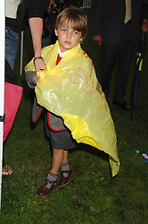 Liz Hurley's  son DAMIAN at Macmillan Dog Day in aid of Macmillan Cancer Support, held at Royal Hospital Chelsea, London on 3rd July 2007.<br /><br />NON EXCLUSIVE - WORLD RIGHTS
