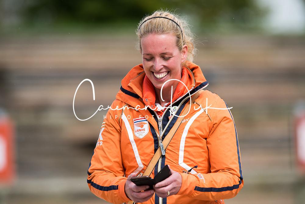 Heuitink Joyce, (NED)<br /> Grade IV Team Test<br /> Para-Dressage FEI European Championships Deauville 2015<br /> &copy; Hippo Foto - Jon Stroud<br /> 18/09/15