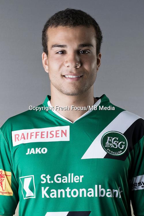 10.07.2013; St.Gallen; Fussball Super League - Portrait FC St.Gallen; <br />Nicolas Luechinger (HO/freshfocus)