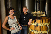 Chris & Amy Figgins, Leonetti Cellars, Figgins Family Wine, Walla Walla, Washington