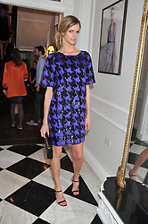 JACQUETTA WHEELER at the Frocks and Rocks party hosted by Alice Temperley and Jade Jagger at Temperley, Bruton Street, London on 25th April 2013.